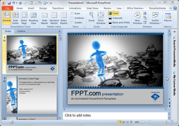 Cómo Crear y Usar Monigotes en Presentaciones de PowerPoint ...