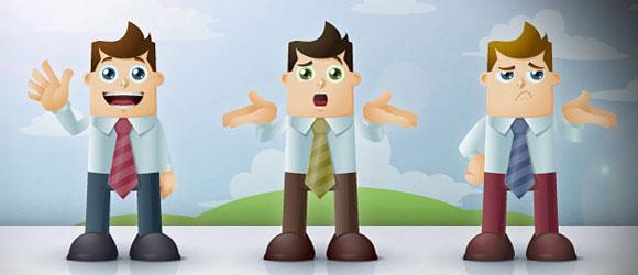 Avatares Estáticos y Animados para Presentaciones de PowerPoint